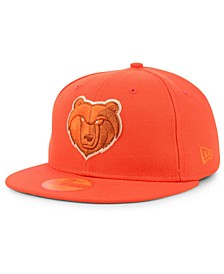 Memphis Grizzlies Color Prism Pack 59Fifty Fitted Cap