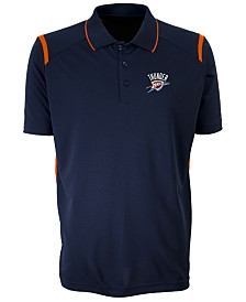 Antigua Men's Oklahoma City Thunder Merit Polo Shirt