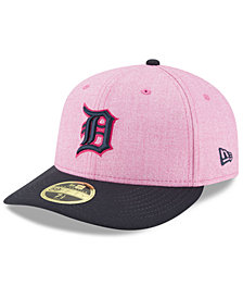 New Era Detroit Tigers Mothers Day Low Profile 59Fifty Fitted Cap