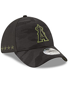 New Era Los Angeles Angels Memorial Day 39THIRTY Cap