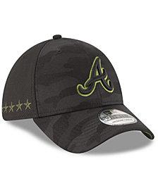 New Era Atlanta Braves Memorial Day 39THIRTY Cap