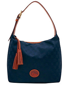 Dooney & Bourke New York Yankees Nylon Paige Sac