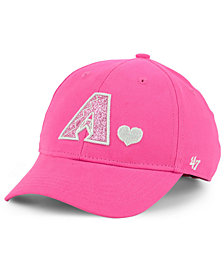 '47 Brand Girls' Arizona Diamondbacks Sugar Sweet MVP Cap