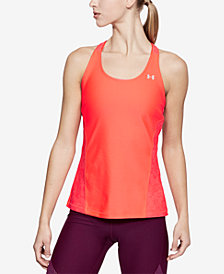 Under Armour HeatGear® Cutout Racerback Tank Top