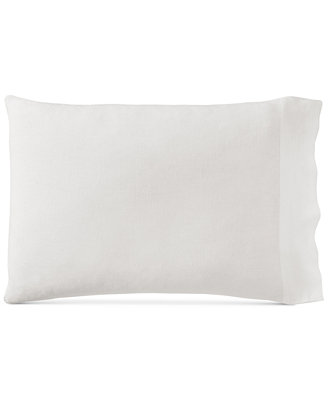 Piece Dye Set Of 2 Standard Pillowcases, Created For Macy's by Hotel Collection