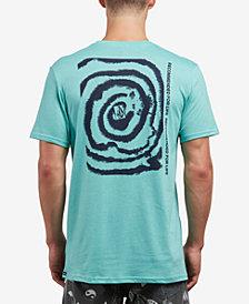 Volcom Men's Swirl Logo T-Shirt