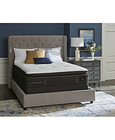 "Stearns & Foster Reserve No. 03 16"" Luxury Firm Euro Pillow Top Twin XL Mattress, Created for Macy's"