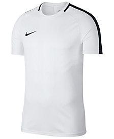 Nike Men's Academy Dry Mesh-Trimmed Soccer Shirt