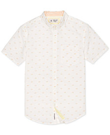 Original Penguin Men's Slim Fit Printed Shirt