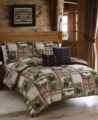Seneca Lake 5-Pc. Queen Comforter Set