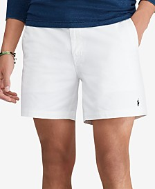 "Polo Ralph Lauren Men's Classic-Fit Prepster 6"" Shorts, Created for Macy's"