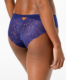 I.N.C. Lace-Back Hipster, Created for Macy's