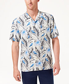 Tommy Bahama Men's Tulum Bloom Silk Shirt