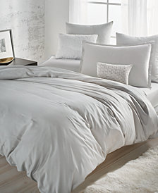 DKNY Eco Wash Full/Queen Duvet Cover