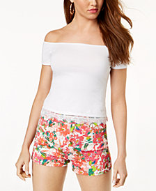 GUESS Nolita Off-The-Shoulder Top