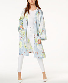 GUESS Lelani Printed Kimono