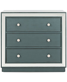 Silas 3-Drawer Chest, Quick Ship