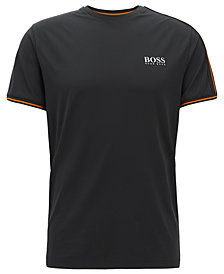 BOSS Men's Slim-Fit Stretch T-Shirt