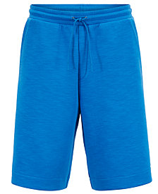 BOSS Men's Relaxed-Fit Stretch Shorts