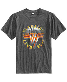 FEA Men's Van Halen Graphic T-Shirt