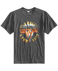 FEA Men's Van Halen Graphic T-Shirt