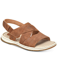 Born Men's Shell Fisherman Sandals