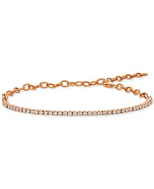 Strawberry & Nude™ Diamond Bracelet (1-1/4 ct. t.w.) Set in 14k Gold or Rose Gold