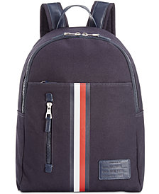 Tommy Hilfiger Men's Harrison Canvas Backpack