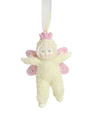 Snowbabies Little Fairy Ornament