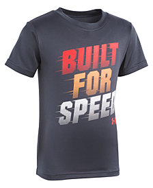 Under Armour Little Boys Speed-Print T-Shirt