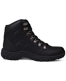 Kids' Leather Mid Hiking Boots from Eastern Mountain Sports