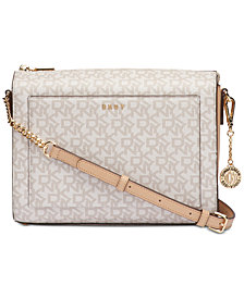 DKNY Signature Box Crossbody, Created for Macy's