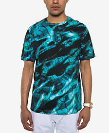 Sean John Men's Pool Print T-Shirt, Created for Macy's
