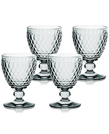 Villeroy & Boch Boston Claret, Set of 4