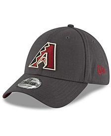 Arizona Diamondbacks Charcoal Classic 39THIRTY Cap