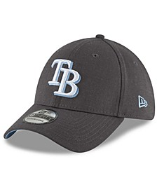 Tampa Bay Rays Charcoal Classic 39THIRTY Cap