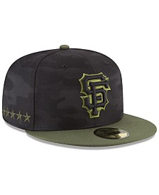 New Era San Francisco Giants Memorial Day 59FIFTY FITTED Cap