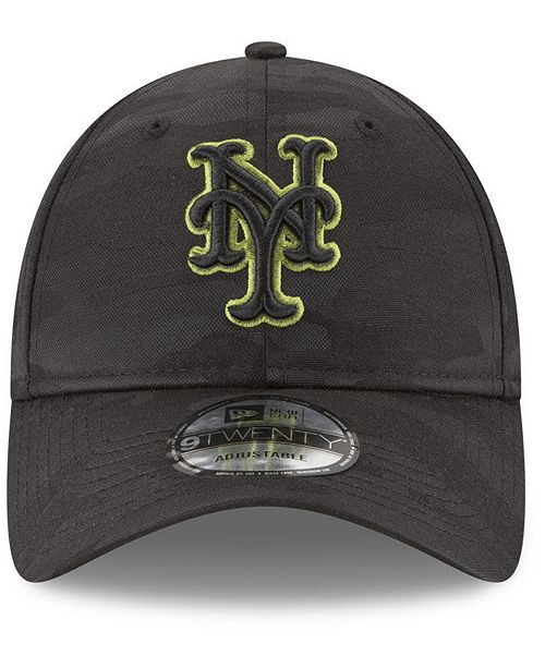 7447de2210a New Era New York Mets Memorial Day 9TWENTY Cap - Sports Fan Shop By ...