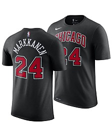 Nike Men's Lauri Markkanen Chicago Bulls Statement Player T-Shirt
