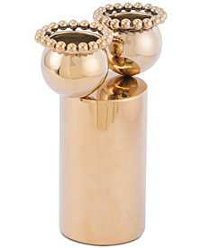 Zuo Brunia Gold-Tone Small Vase