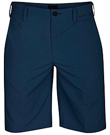 "Hurley Men's Dry Fit 21"" Chino Shorts"