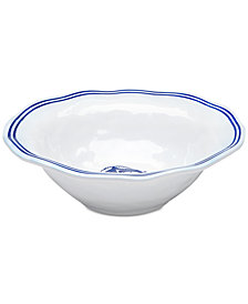 "Q Squared	Portsmouth 12"" Melamine Serving Bowl"