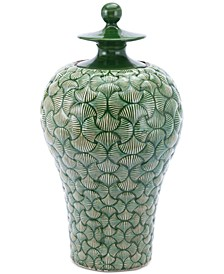 Ventra Large Temple Jar