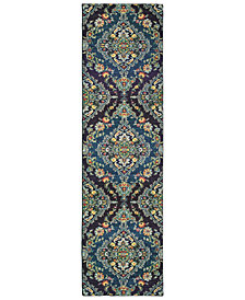 "CLOSEOUT!  JHB Design Archive Thompson 2' 7"" x 10' 0"" Runner"