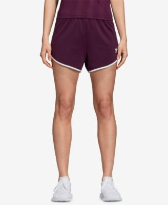 adidas high rise shorts