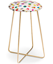Deny Designs Garima Dhawan Stories Counter Stool