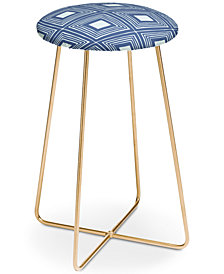Deny Designs Natalie Baca Catalina Isle Counter Stool