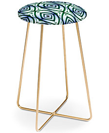 Deny Designs Wagner Campelo Maranta Counter Stool