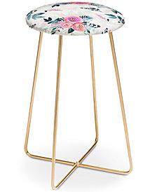 Deny Designs Iveta Abolina Neverending August Counter Stool