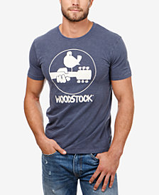 Lucky Brand Men's Woodstock Graphic T-Shirt